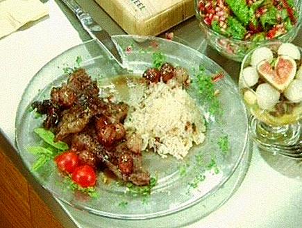 המנה של מתי בנבנישתי