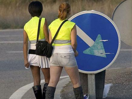 האופנה החדשה של הזונות בספרד (צילום: הסאן)