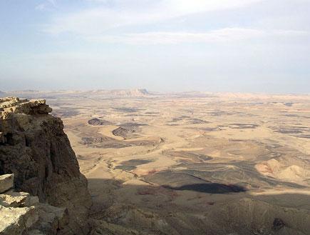 מכתש רמון - ישראל