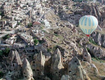 קפדוקיה- טורקיה