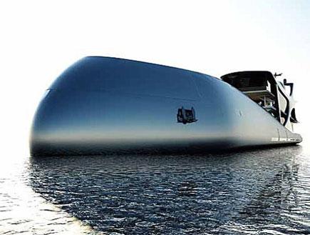 יאכטת לוויתן מבט חיצוני (צילום: צילום מסך ,האתר הרשמי)