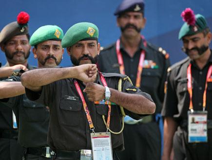 חיילים הודים