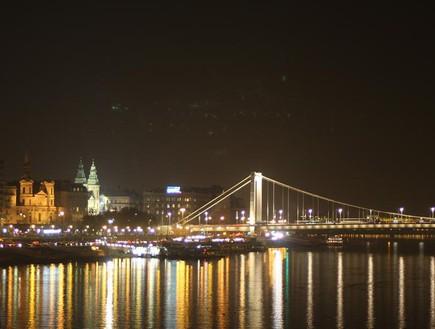 גשר השלשלאות בבודפשט