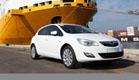 מכוניות אופל בנמל (צילום: רונן טופלברג)