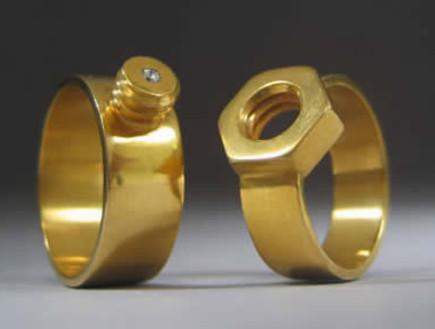 טבעת נישואים - בורג ואום