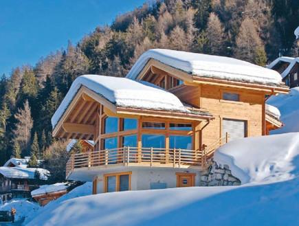 בית סקי שוייץ (יח``צ: אינטרהום)