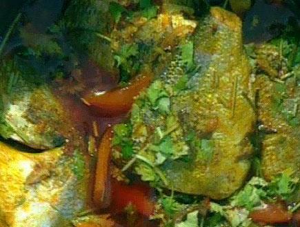 דגים בנוסח מרוקאי של עדן