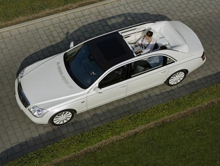 המכוניות הכי יקרות בעולם - מייבאך
