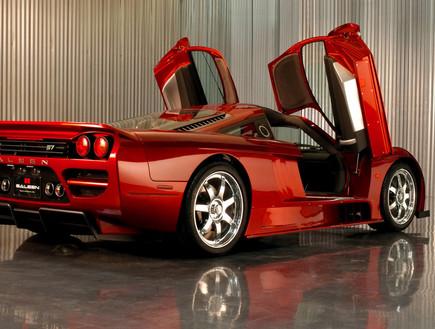 המכוניות הכי יקרות בעולם - סאלן