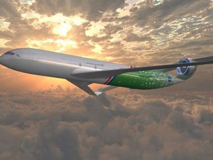 """כך נטוס לחו""""ל בעוד 15 שנה (צילום: NASA)"""