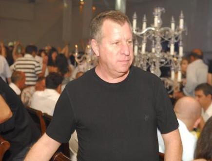 דני נוימן באירוע(מערכת ONE)