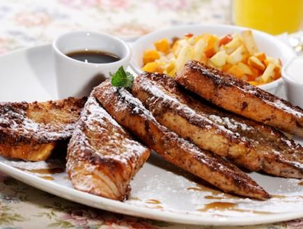 ארוחת בוקר פריזאית בקפה בוגרשוב (צילום: יחסי ציבור ,יחסי ציבור)