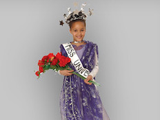 Miss Universe Costume for Kids