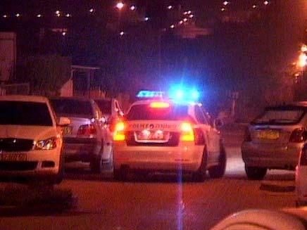 מרדף משטרתי, אילוסטרציה (צילום: חדשות 2)