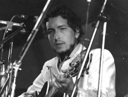 בוב דילן, הופעה ינואר 1969 (צילום: Getty images ,getty images)