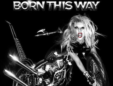 ליידי גאגא, עטיפת אלבום