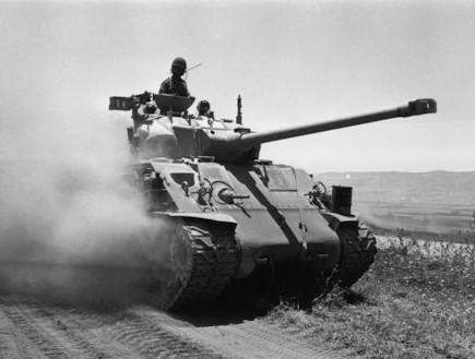 קרבות שיריון בסיני במלחמת ששת הימים