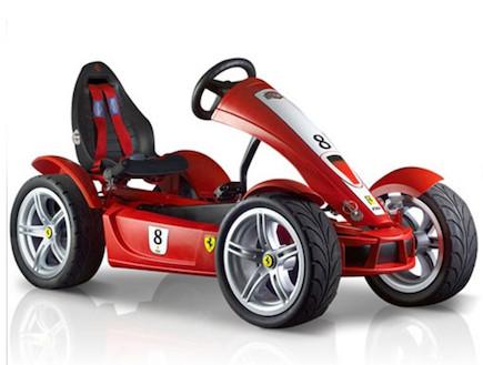 פרארי - מכונית פדאלים