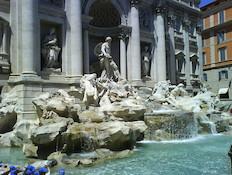 מזרקת המשאלות ברומא