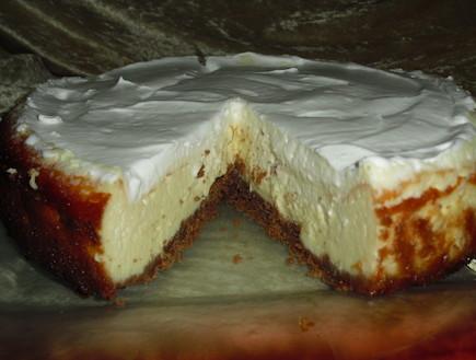 עוגת גבינה אמריקאית