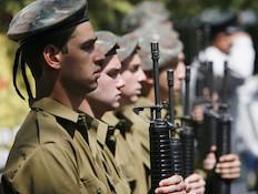 חיילי חטיבת כפיר (צילום: אימג