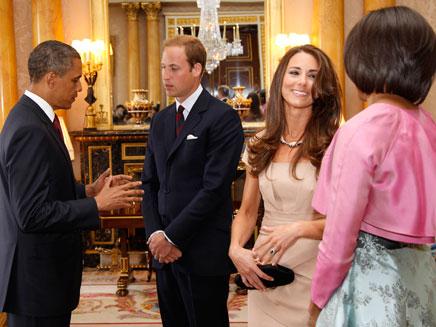 גם אני רוצה! השמלה של קייט (צילום: AP)