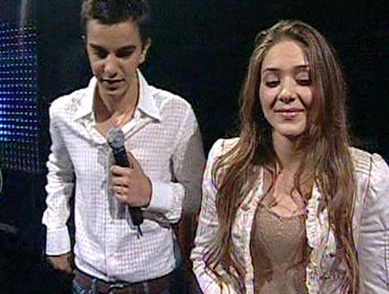ילנה ולידור מאחורי הקלעים