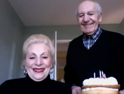 סבא דאבל וסבתא קליק
