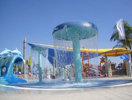 עולם הילד ספארק ימית