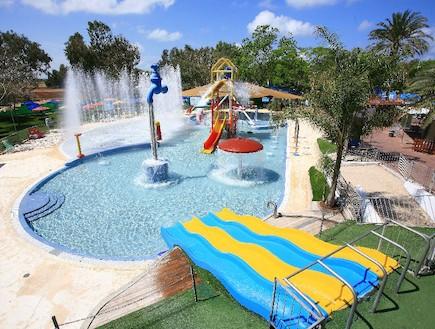 פארק המים שפיים בריכת ילדים