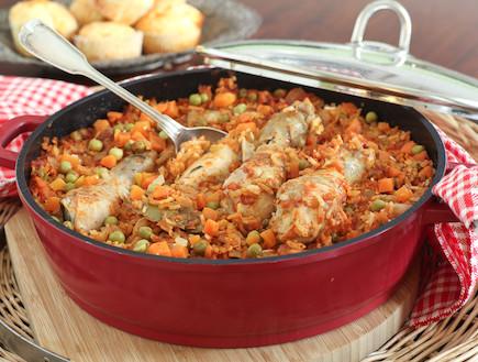 60-60: עוף ואורז - מוכן (צילום: אסף רונן ,mako)