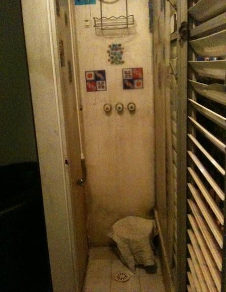 בלוג דירות מהגהינום מקלחת שינה