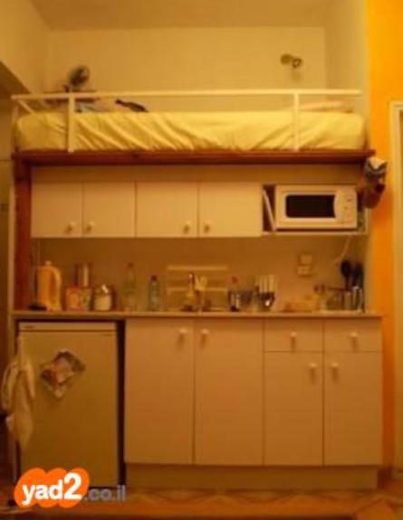 בלוג דירות מהגהינום מטבח וחדר שינה לקוח מאתר יד2