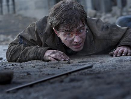 מתוך הסרט הארי פוטר ואוצרות המוות חלק 2 (צילום: יחסי ציבור ,יחסי ציבור)