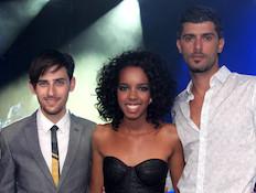 שלישיית הגמר - חגית, לירון ודוד