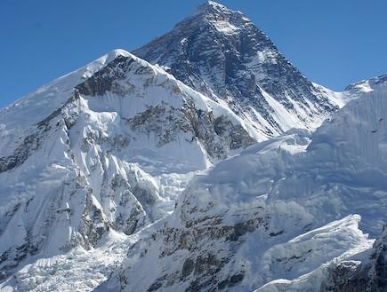 אוורסט - ההרים הגבוהים בעולם (צילום: Pavel Novak)