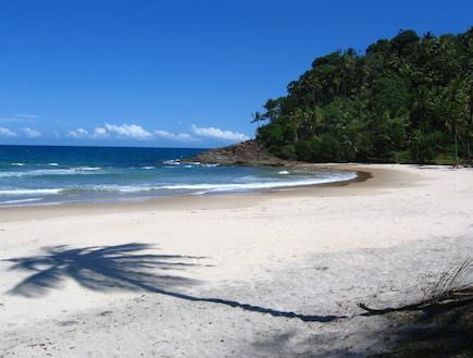 החוף הנעלם איטקרה ברזיל