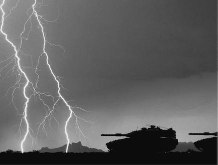 """17. כוחות מאוזנים (צילום: סמ""""ר (במיל') פאול פלטניק ,דובר צה""""ל)"""