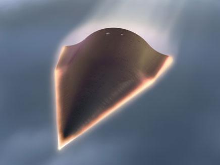 הפאלקון, מטוס העתיד (צילום: AP)