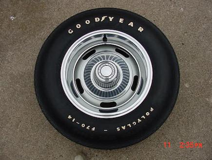 חברת Goodyear משווקים צמיגי רכב לנשים בלבד ויש להם