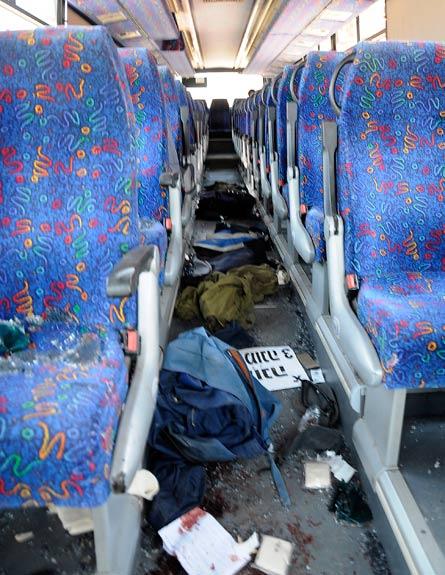 פיגוע ירי אוטובוס אילת