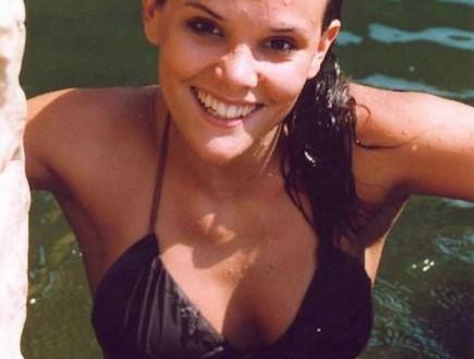 לארה מרסדן, העוזרת האישית של בראד פיט (צילום: צילום מסך)