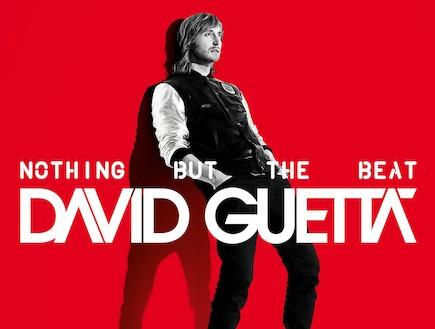 דיויד גואטה, עטיפת אלבום (צילום: Rick Guest)