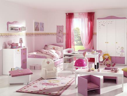חדר ילדות של ARTE M היוקרתית KIKA - חדרי פנטזיה