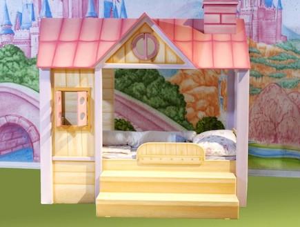 חדרי הילדים של 'פנטזיה בעץ', יצחק שדה 14, תא-חדרי פנטזיה6
