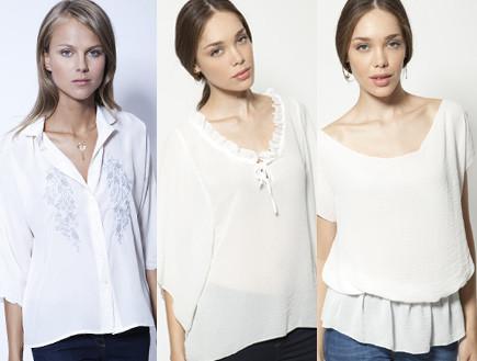 תוצאת תמונה עבור בגדים לבנים לבנות