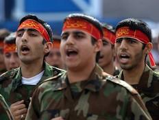 חיילים איראנים(getty images)