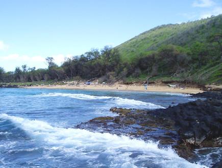 ליטל ביץ מאווי, חופי נודיסטים