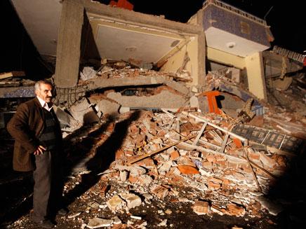 הרעש יגרום גם לרעידת אדמה פוליטית בטורקי