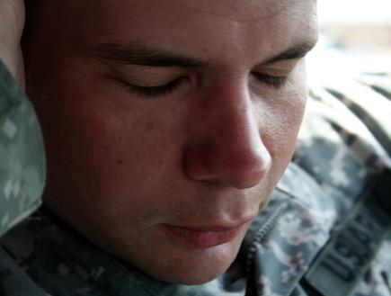 חייל אמריקאי ישן (צילום: j. botter ,flickr)